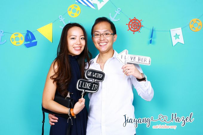 Jiayang & Hazel - Wedding Photo Booth by ONE°15 Marina Sentosa Cove, Singapore - 006