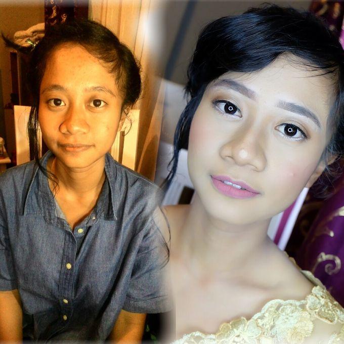 Graduation makeup by VidJei Makeup - 010