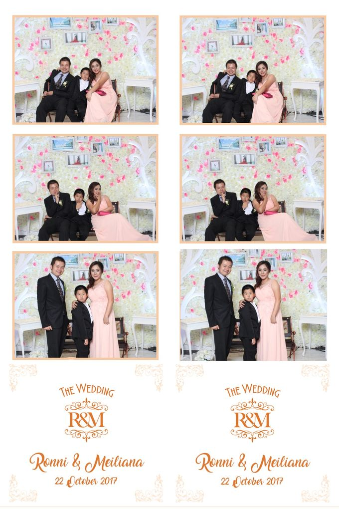 Ronni & Meiliana by Twotone Photobooth - 005
