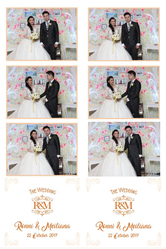 Ronni & Meiliana by Twotone Photobooth - 001