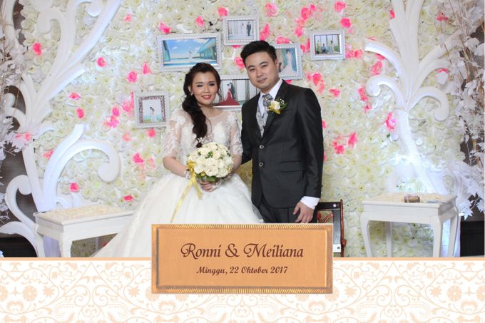 Ronni & Meiliana by Twotone Photobooth - 003