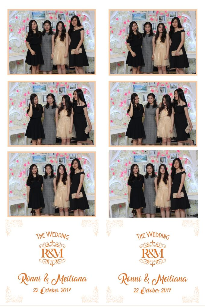 Ronni & Meiliana by Twotone Photobooth - 004