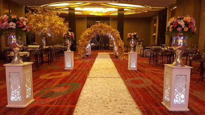 The Wedding Of Michael & Monica by Pelangi Cake - 010