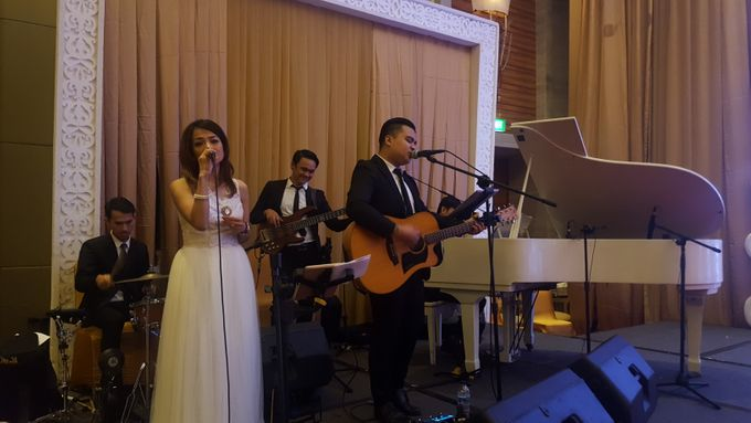 The Wedding Of Michael & Monica by Pelangi Cake - 008