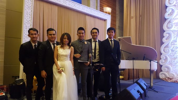 The Wedding Of Michael & Monica by Pelangi Cake - 004