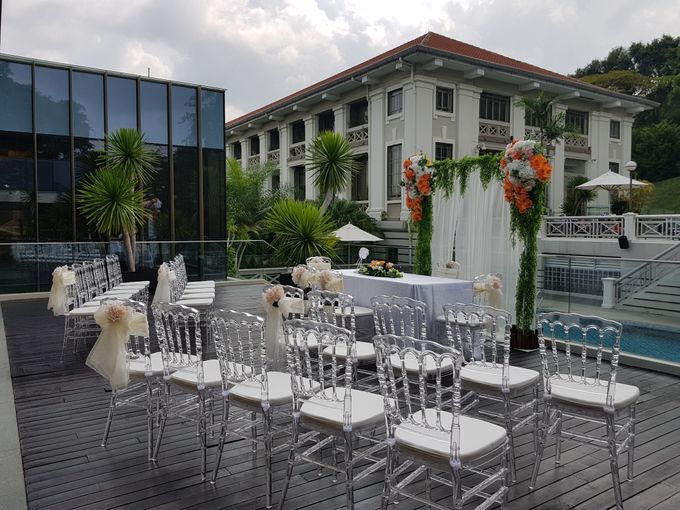 Love Stories - A Wedding in the Park Showcase by Hotel Fort Canning - 009