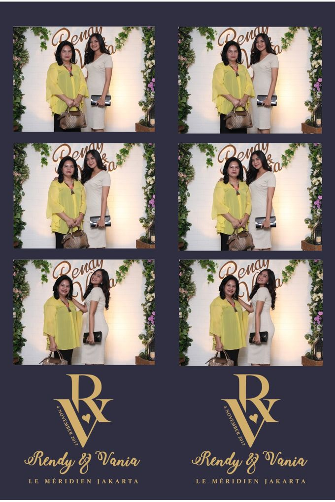 Rendy & Vania by Twotone Photobooth - 008