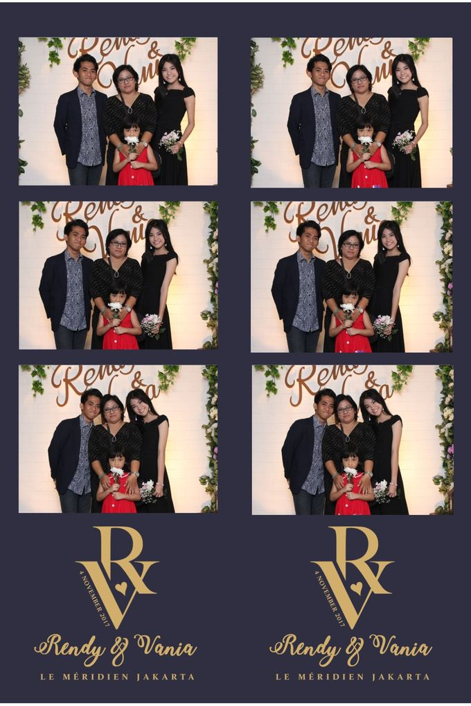 Rendy & Vania by Twotone Photobooth - 007