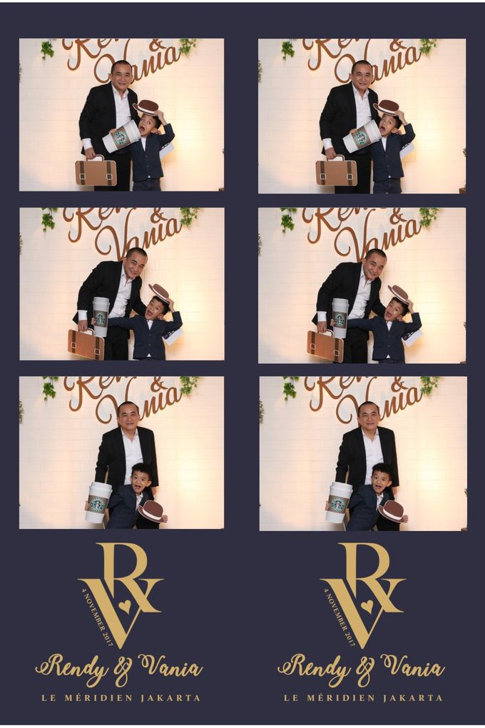 Rendy & Vania by Twotone Photobooth - 003