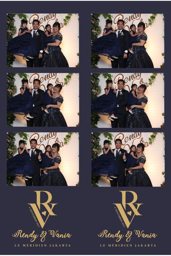 Rendy & Vania by Twotone Photobooth - 004
