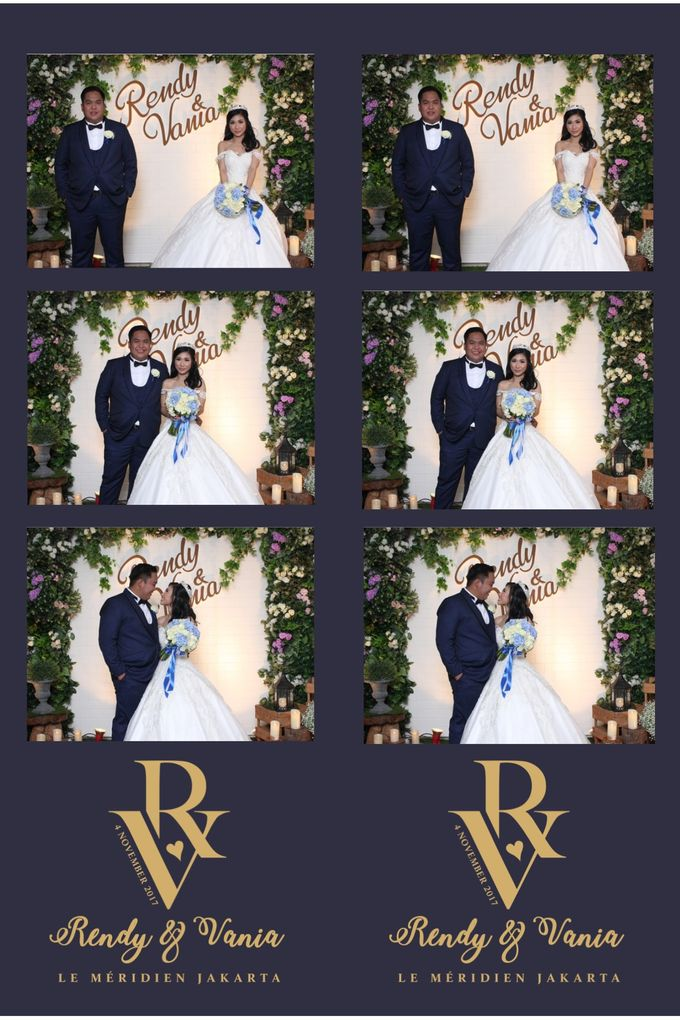 Rendy & Vania by Twotone Photobooth - 001