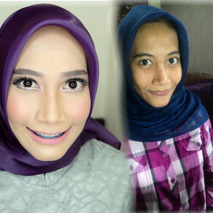 Graduation makeup by VidJei Makeup - 015