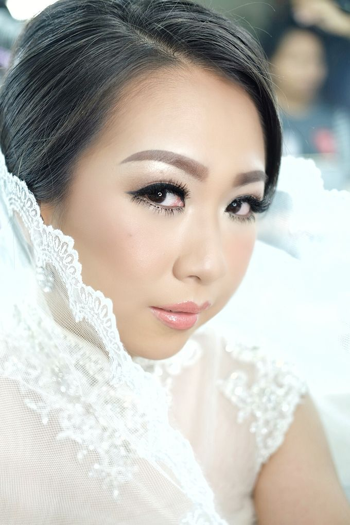 Bridal Makeup Course by Beyond Makeup Indonesia - 004