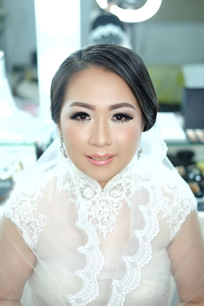 Bridal Makeup Course by Beyond Makeup Indonesia - 003