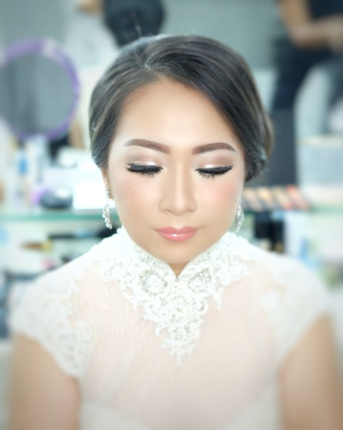 Bridal Makeup Course by Beyond Makeup Indonesia - 001