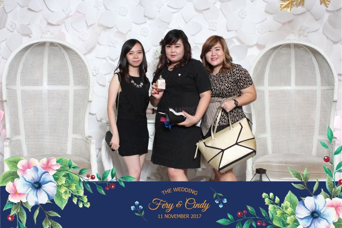 Ferry & Cindy by Twotone Photobooth - 004