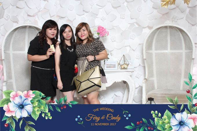 Ferry & Cindy by Twotone Photobooth - 005