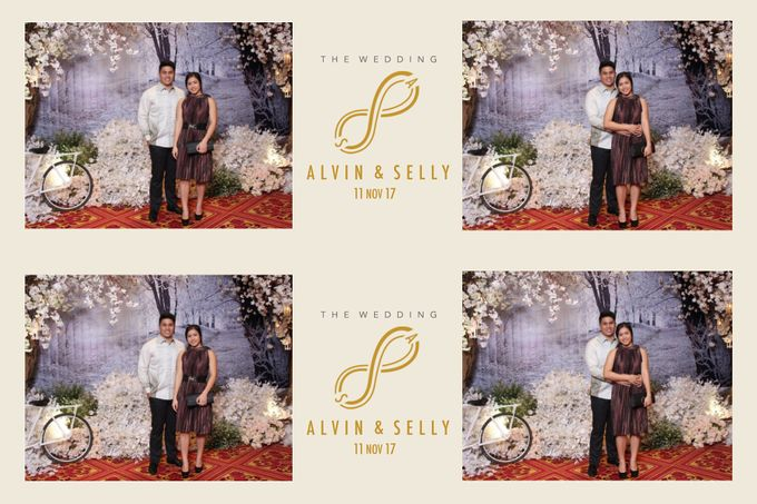 Alvin & Selly by Twotone Photobooth - 002