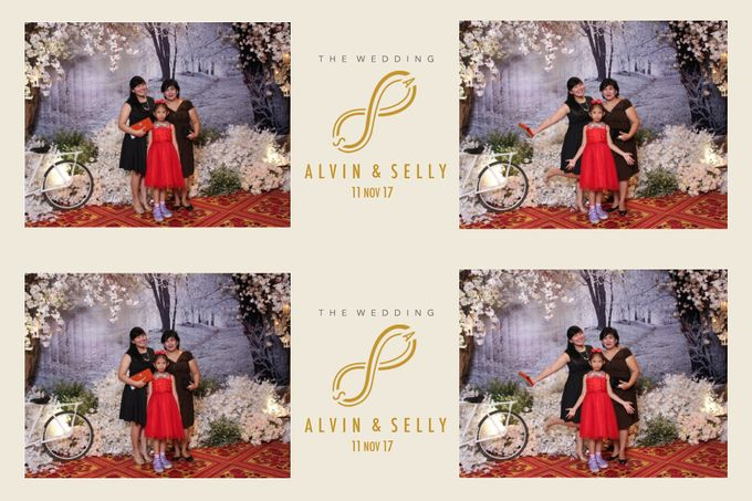 Alvin & Selly by Twotone Photobooth - 003