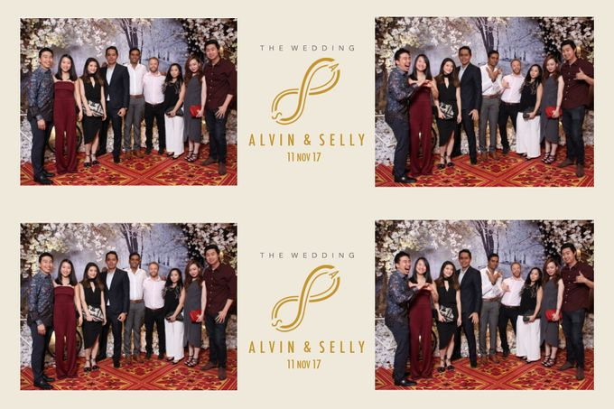 Alvin & Selly by Twotone Photobooth - 005