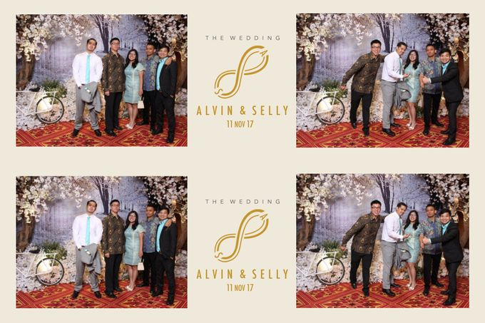 Alvin & Selly by Twotone Photobooth - 006