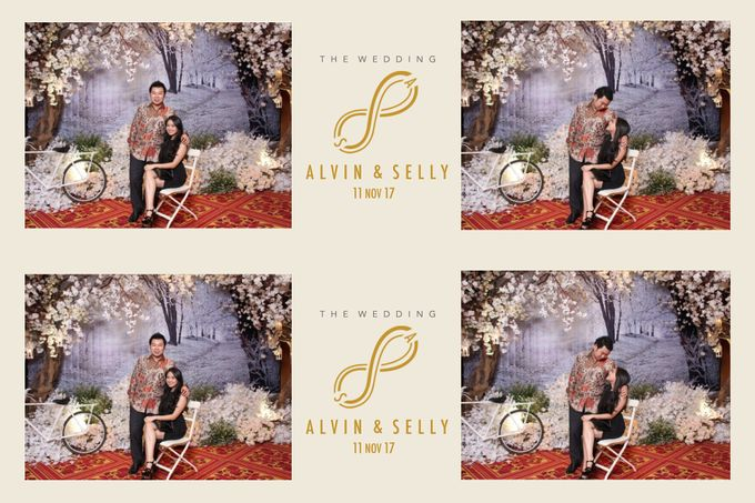 Alvin & Selly by Twotone Photobooth - 008