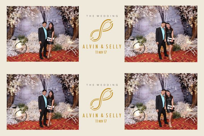 Alvin & Selly by Twotone Photobooth - 011
