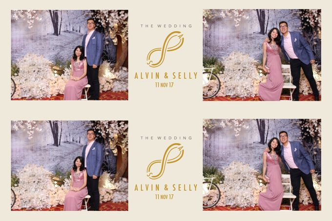 Alvin & Selly by Twotone Photobooth - 012
