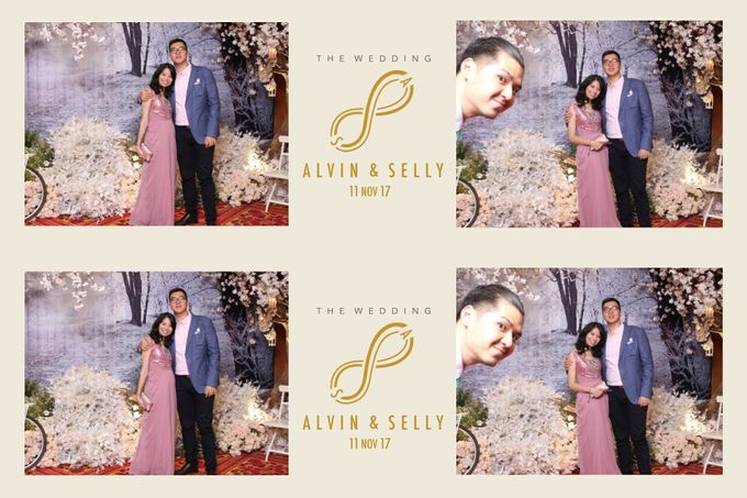 Alvin & Selly by Twotone Photobooth - 013