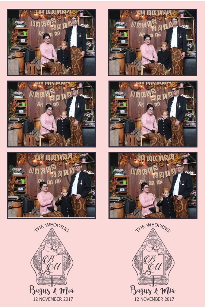 Bagus & Mia by Twotone Photobooth - 002