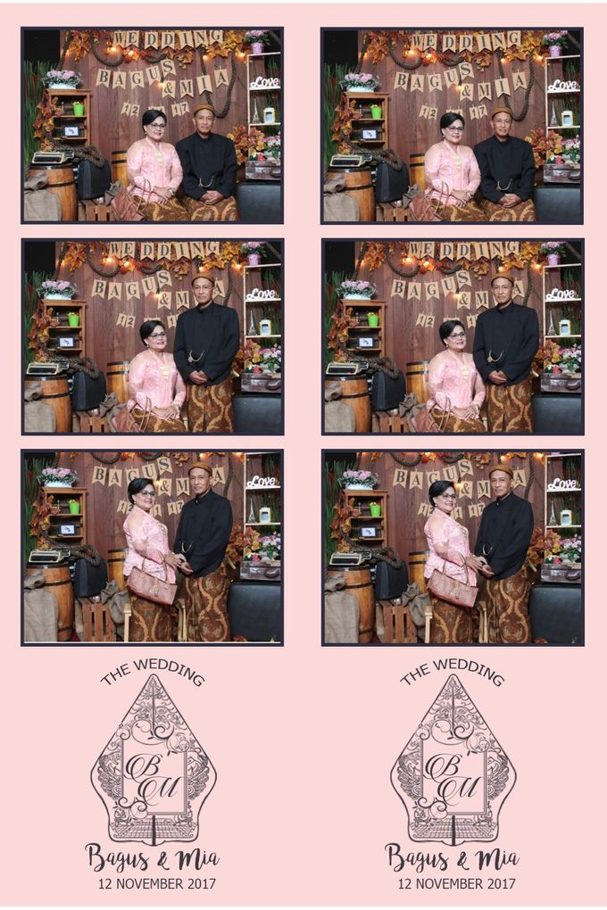 Bagus & Mia by Twotone Photobooth - 003