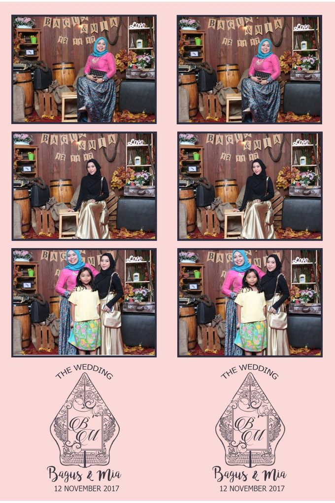 Bagus & Mia by Twotone Photobooth - 005
