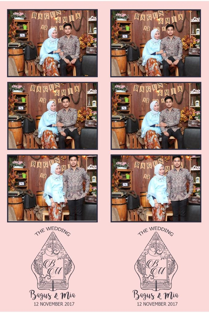 Bagus & Mia by Twotone Photobooth - 006