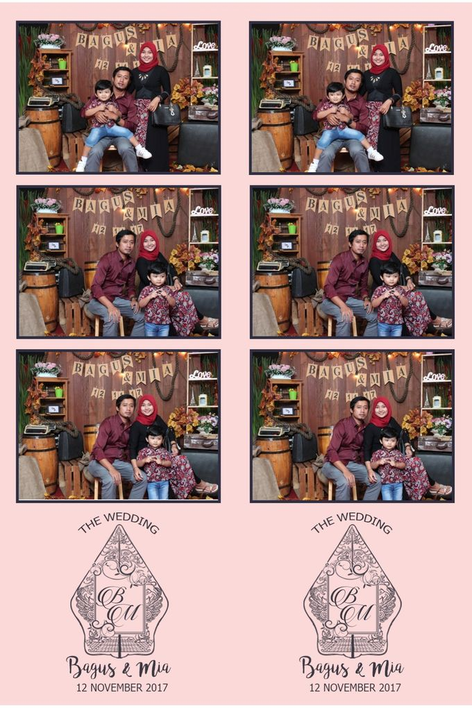 Bagus & Mia by Twotone Photobooth - 007