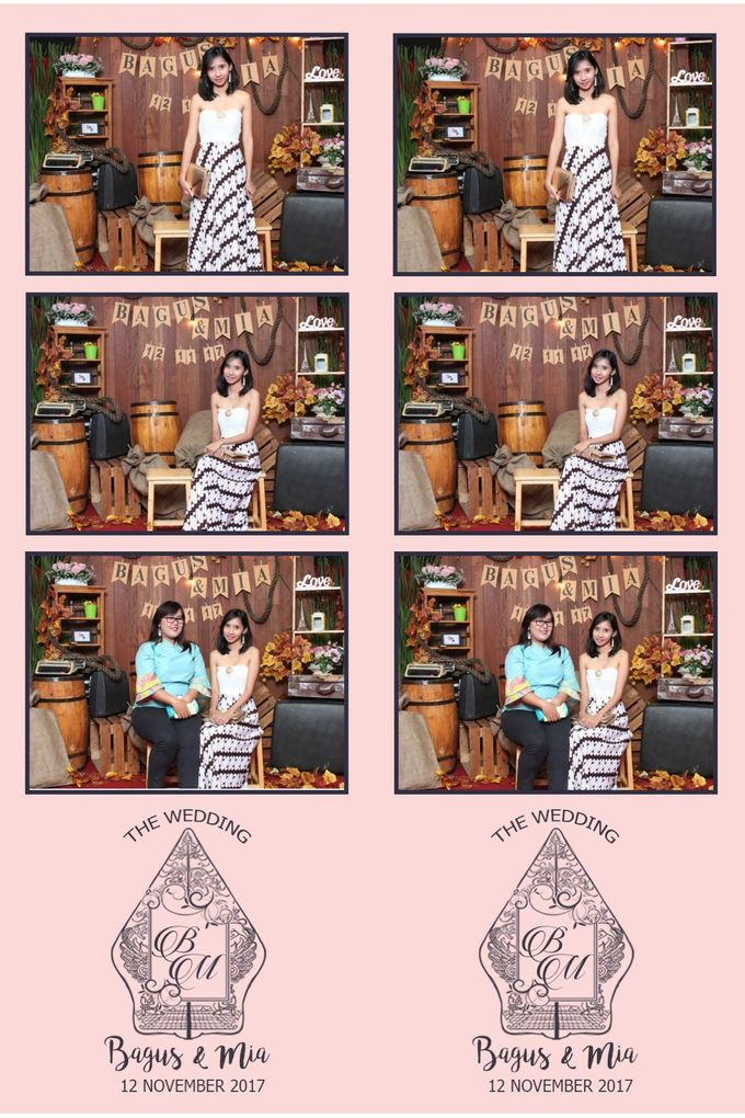 Bagus & Mia by Twotone Photobooth - 008