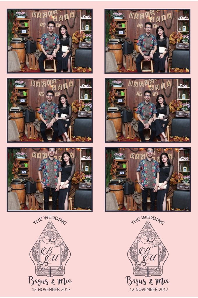 Bagus & Mia by Twotone Photobooth - 009
