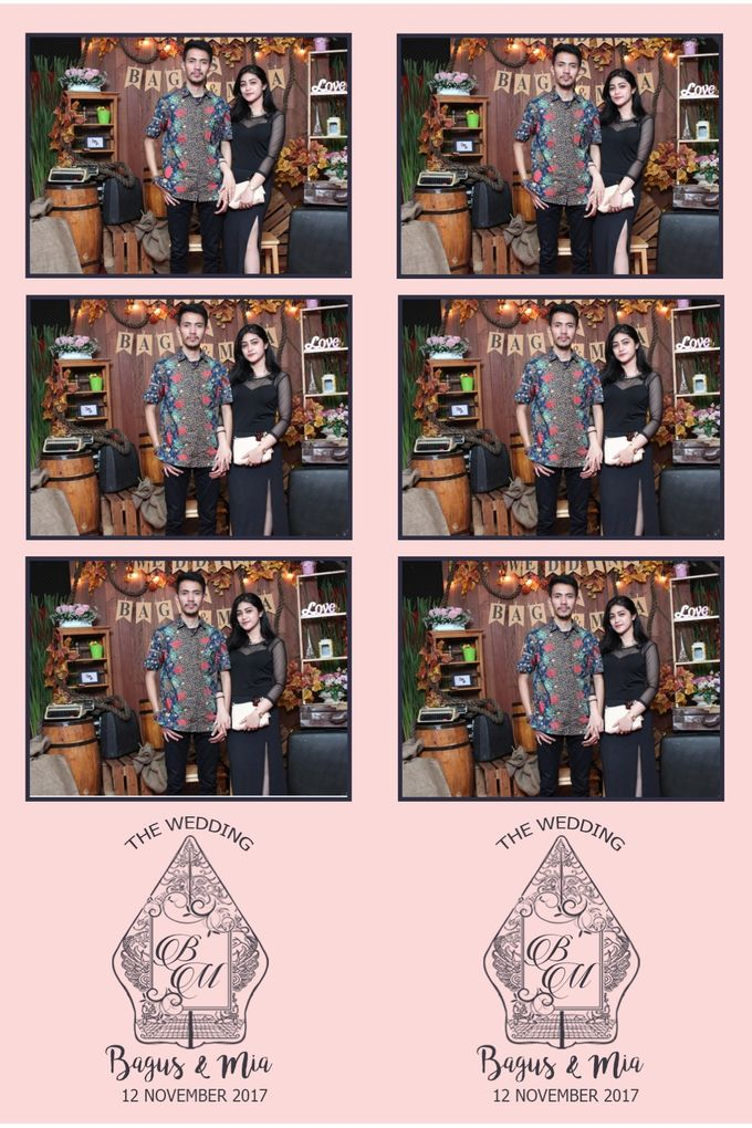 Bagus & Mia by Twotone Photobooth - 010