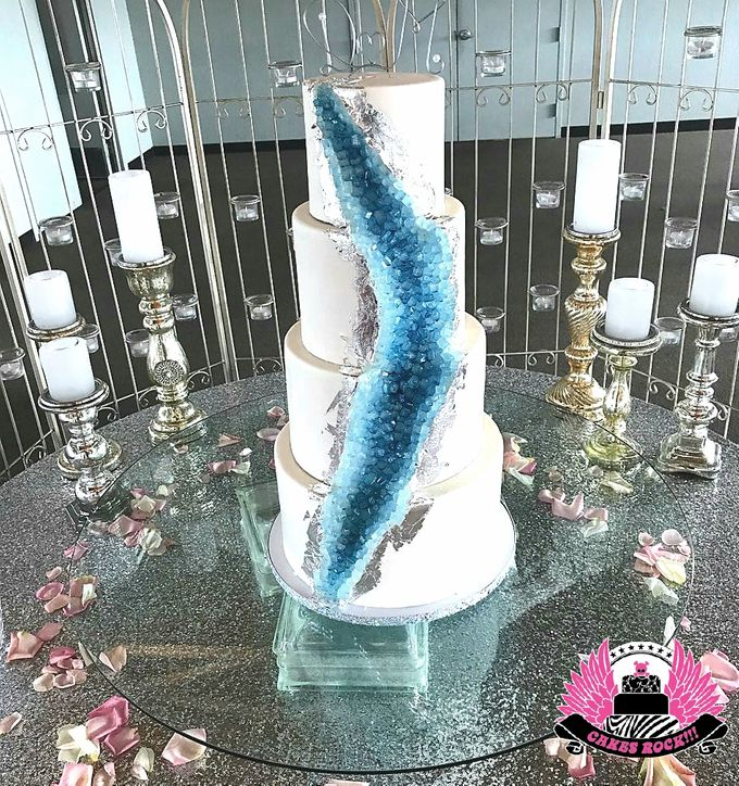 Wedding and Grooms' Cakes by Cakes ROCK!!! - 015