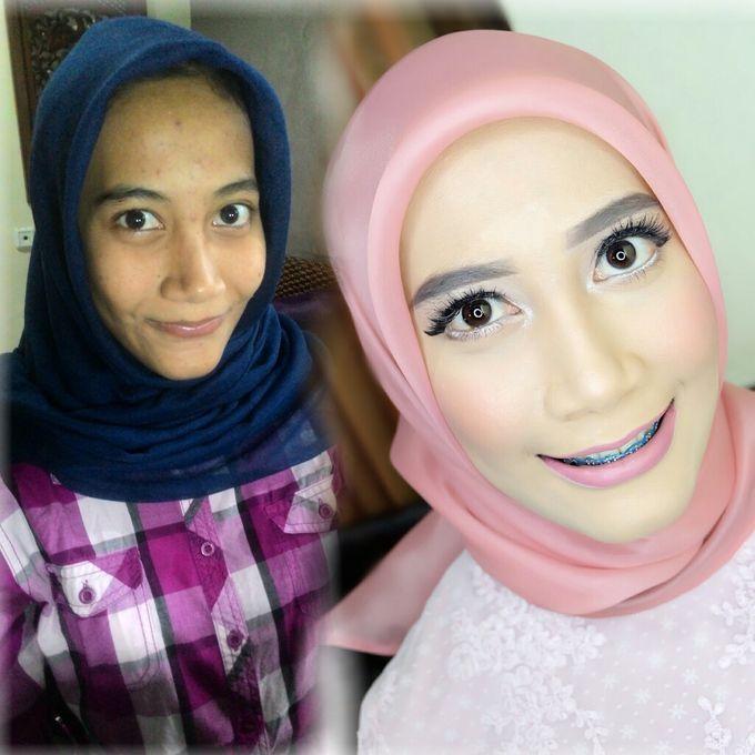 Graduation makeup by VidJei Makeup - 008