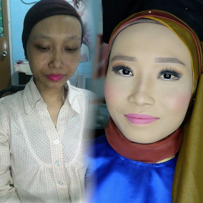 Graduation makeup by VidJei Makeup - 009
