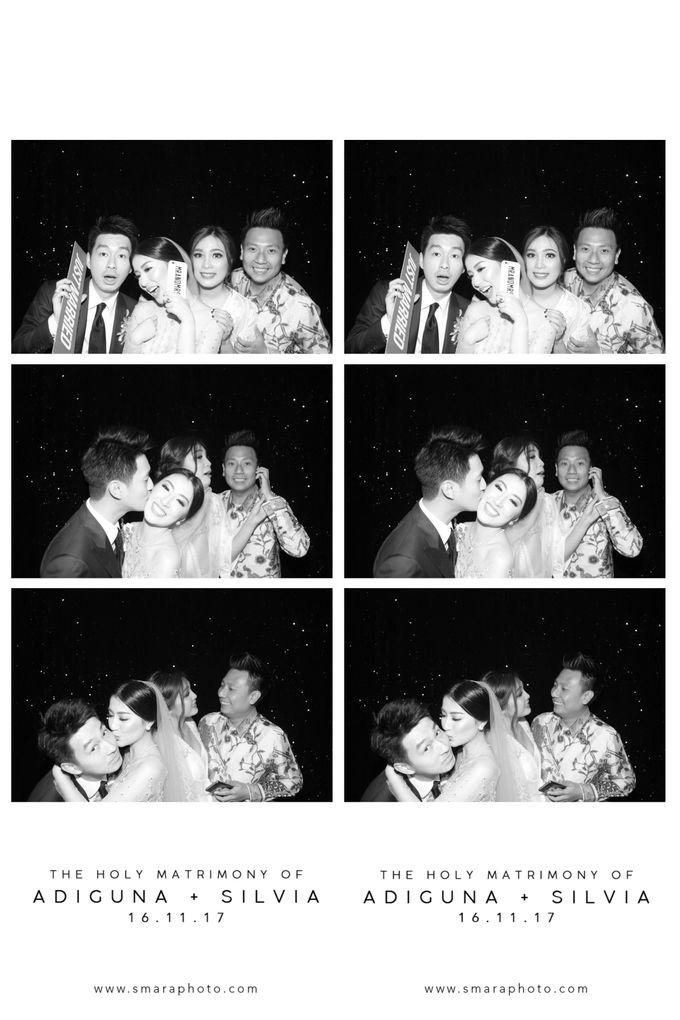 The Holy Matrimony of Silvia Siantar & Adiguna Prakoso by Smara Photo - 017