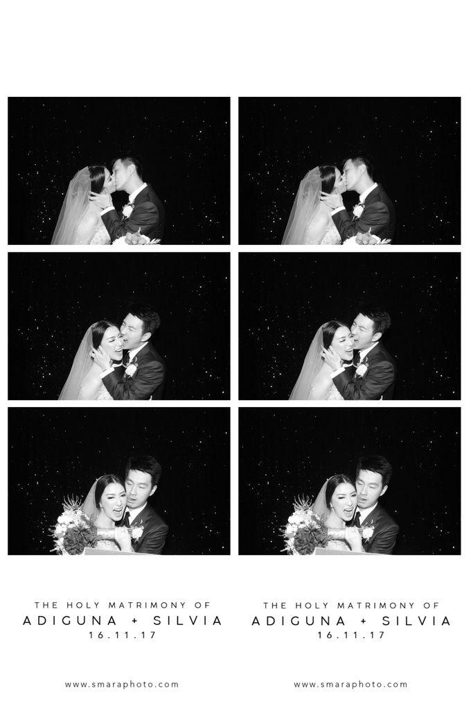 The Holy Matrimony of Silvia Siantar & Adiguna Prakoso by Smara Photo - 004