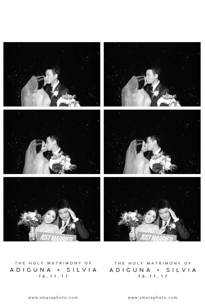 The Holy Matrimony of Silvia Siantar & Adiguna Prakoso by Smara Photo - 019