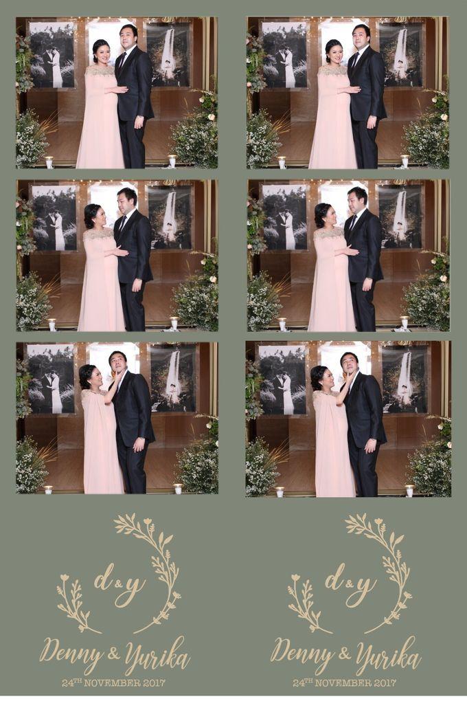 Deny & Yuriko by Twotone Photobooth - 008