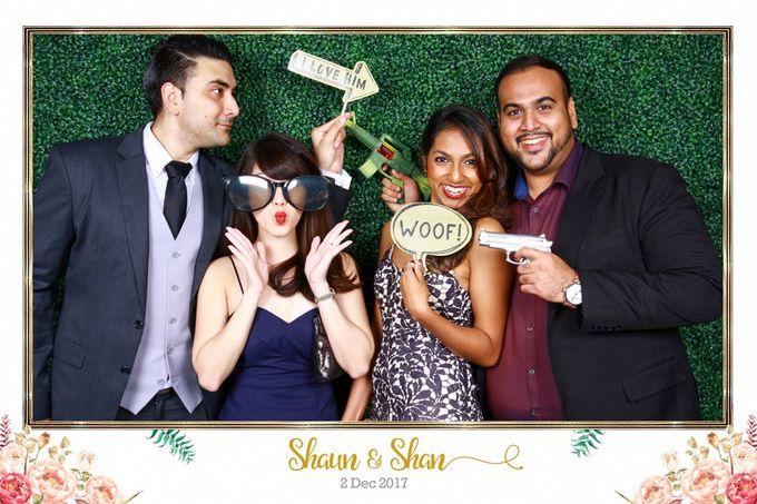 Shaun & Shan Wedding Photo Booth by Changi Cove Singapore - 004