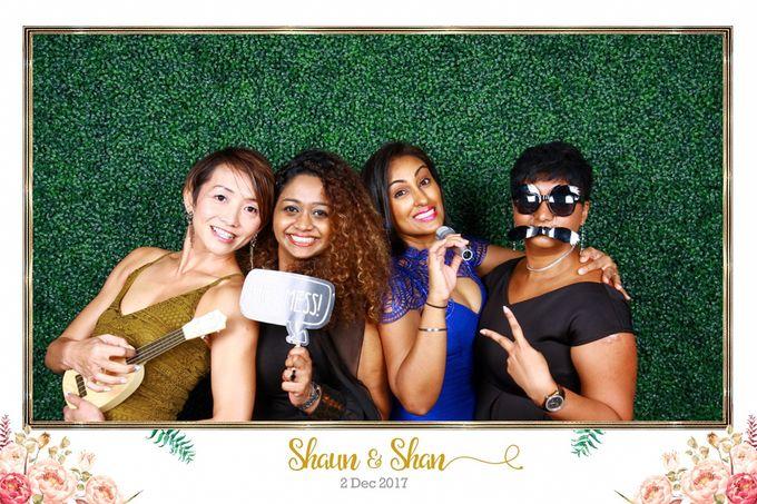 Shaun & Shan Wedding Photo Booth by Changi Cove Singapore - 007