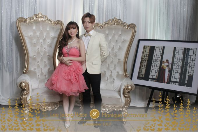 LEE & MOA WEDDING by snaphot official photobooth - 008