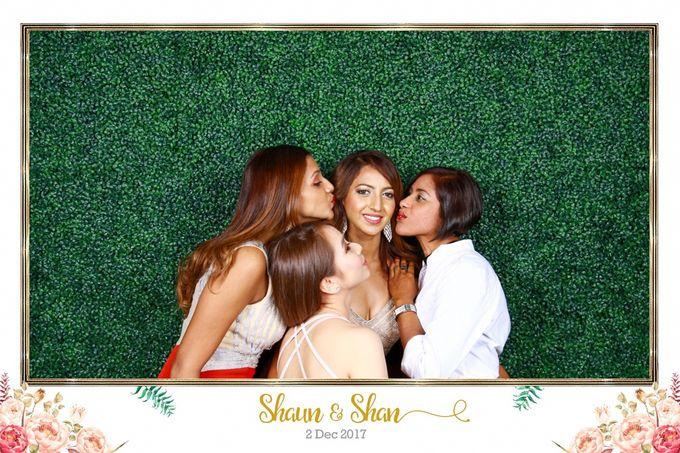 Shaun & Shan Wedding Photo Booth by Changi Cove Singapore - 005