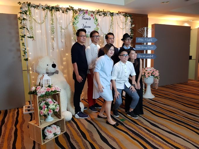 Happy Marriage To Francis and Yiwen by EPeak Event Solutions - 019