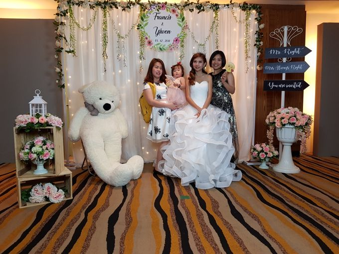 Happy Marriage To Francis and Yiwen by EPeak Event Solutions - 013